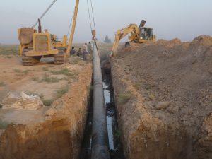 Transmission Pipeline Abdolkhan – Ahwaz