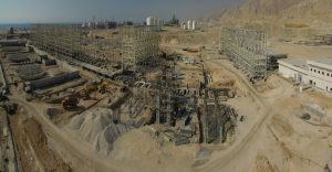 Project of Boushehr Petrochemical