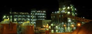 Construction Semnan Soda Ash Complex