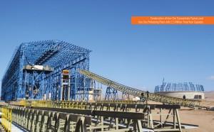 احداث كارخانه گندله سازی سنگان