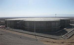 احداث مخزن گازوييل نيروگاه سيكل تركيبی كرمان
